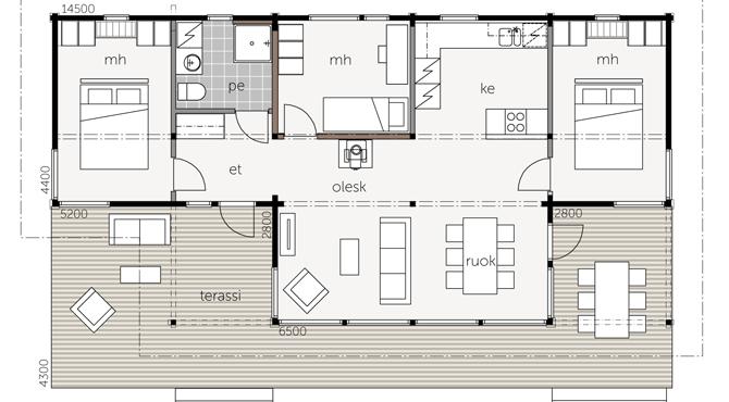Plan de maison de reves - Idées de travaux