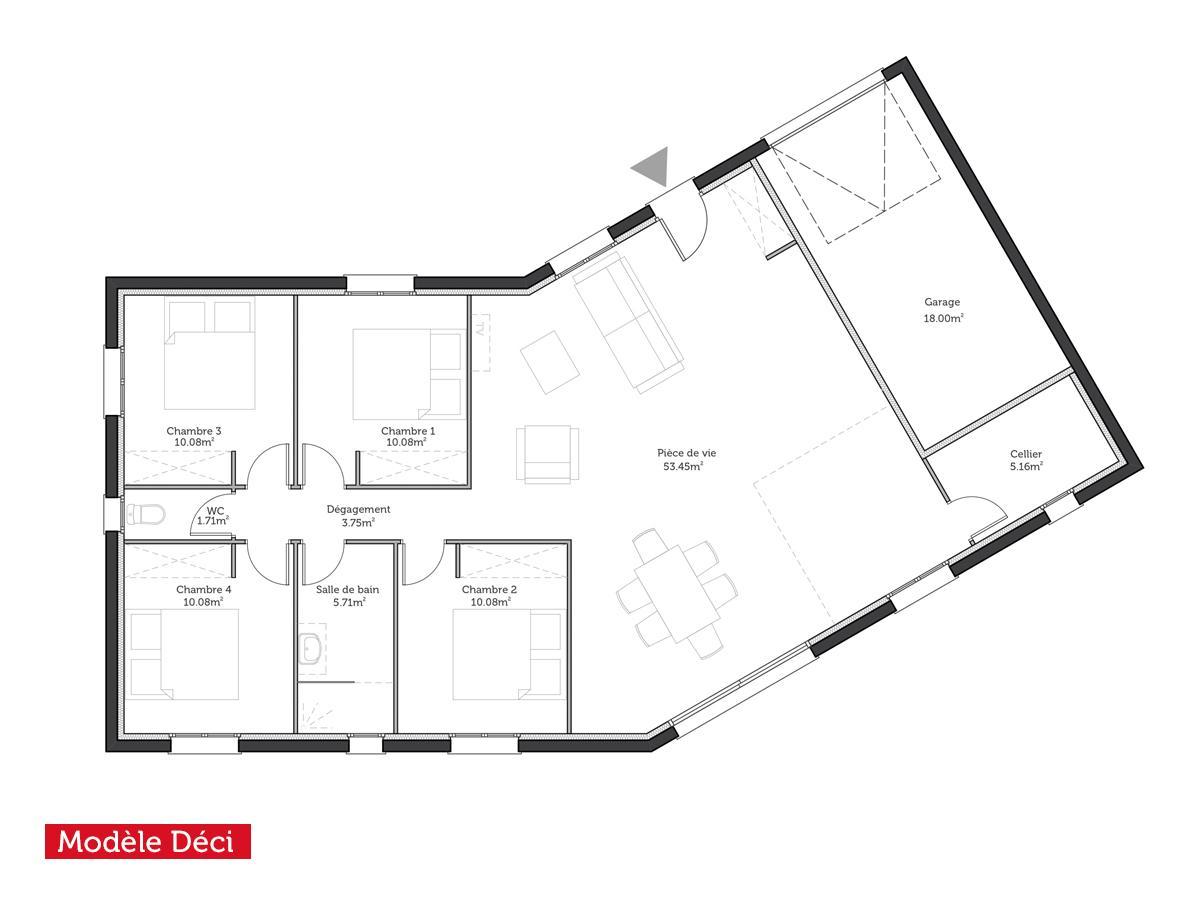 Dessiner un plan de maison en ligne gratuit ventana blog - Logiciel dessin plan maison gratuit ...