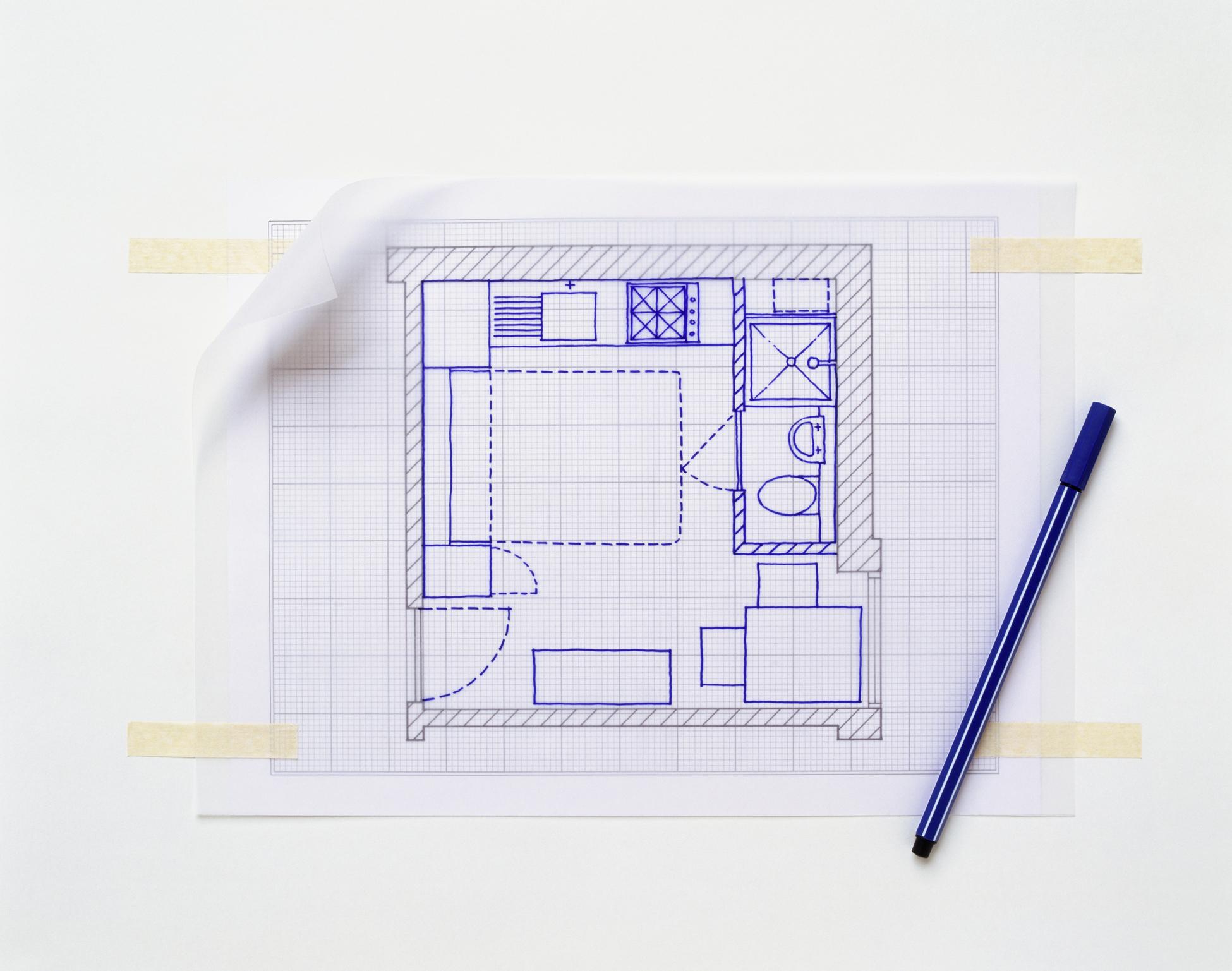 comment creer un plan de maison id es de travaux. Black Bedroom Furniture Sets. Home Design Ideas