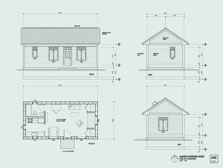 Logiciel gratuit de dessin plan maison
