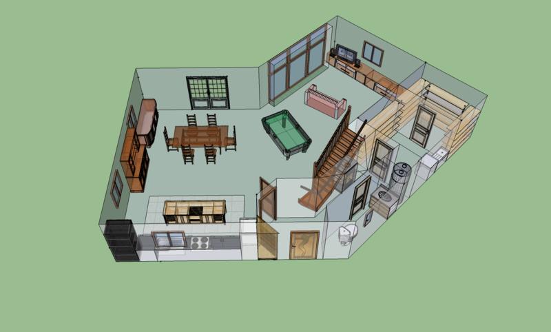 Comment faire un plan de maison en 3d id es de travaux - Faire un plan de maison en 3d ...