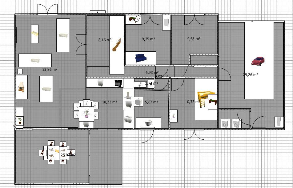 Logiciel gratuit pour plan de maison interieur id es de travaux - Logiciel pour plan maison gratuit ...