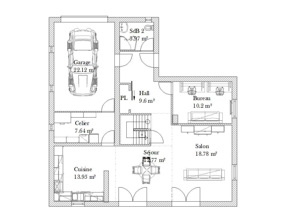 faire un plan de maison en ligne Faire plan de maison en ligne