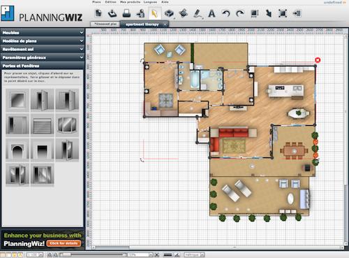Logiciel dessin de plan maison id es de travaux - Plan maison en ligne ...