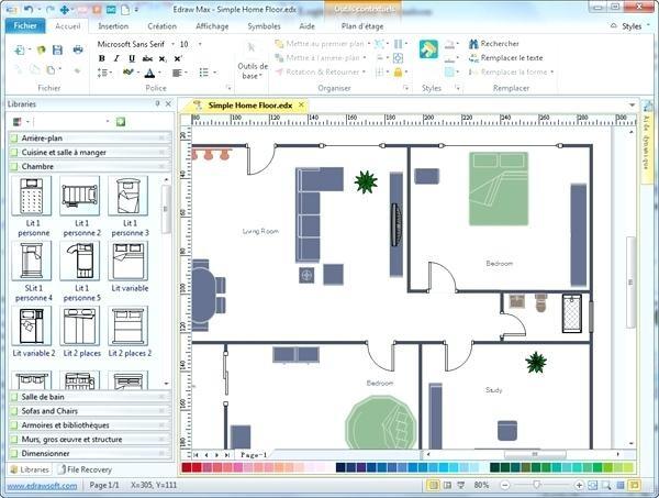 Logiciel pour creation de plan de maison gratuit id es de travaux - Logiciel pour plan maison gratuit ...