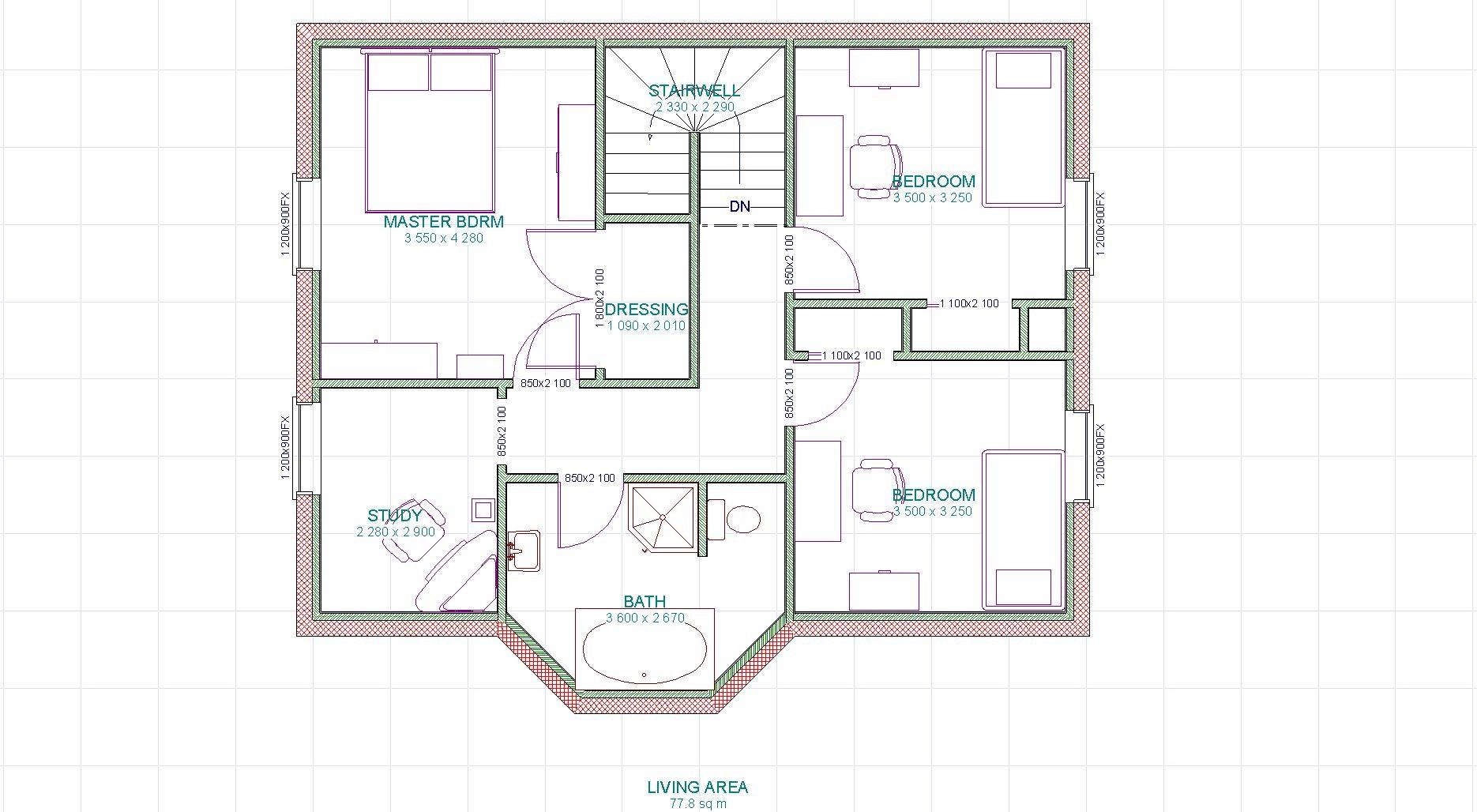 Dessiner son plan de maison 2d - Idées de travaux