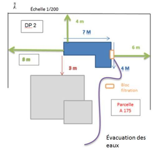 Plan de masse maison individuelle avec piscine id es de - Plan de masse maison individuelle ...