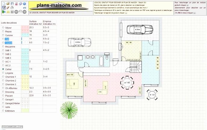 Faire son plan de maison gratuit en ligne id es de travaux - Faire son plan de maison ...