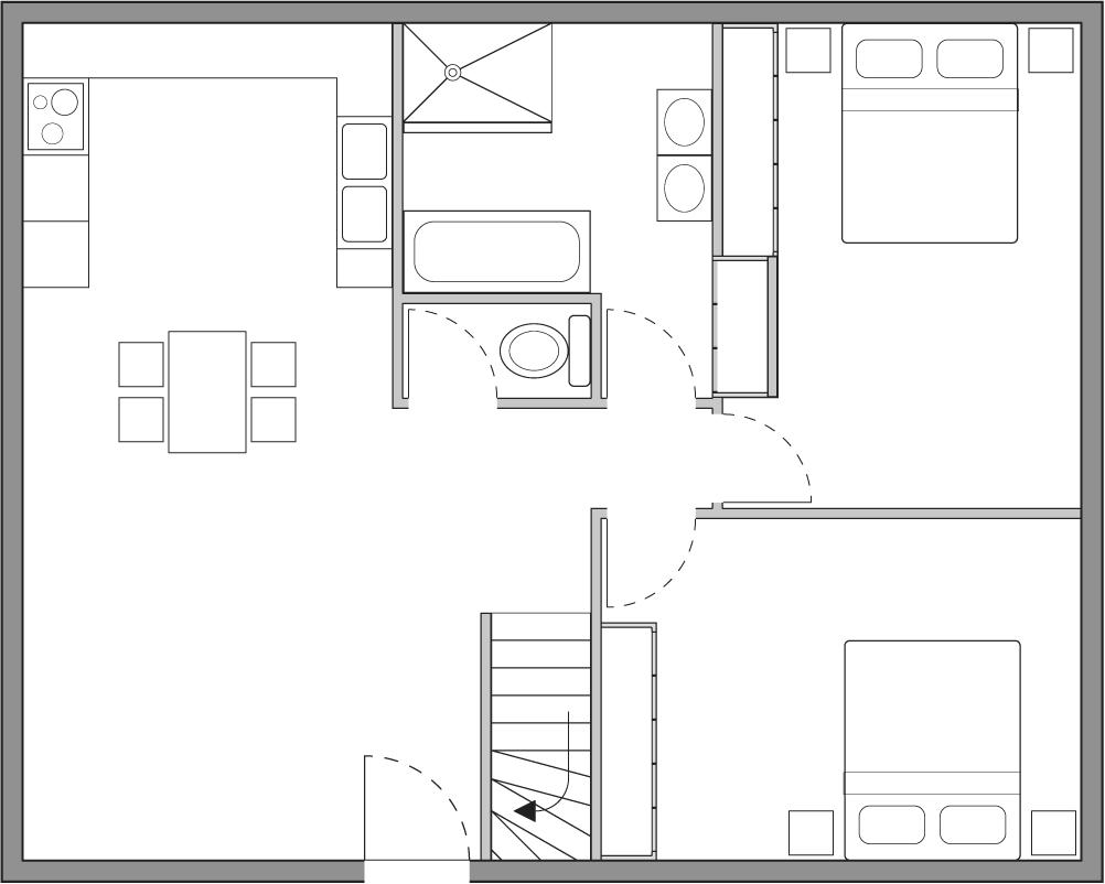 Comment dessiner des plan de maison id es de travaux - Logiciel pour dessiner plan de maison ...