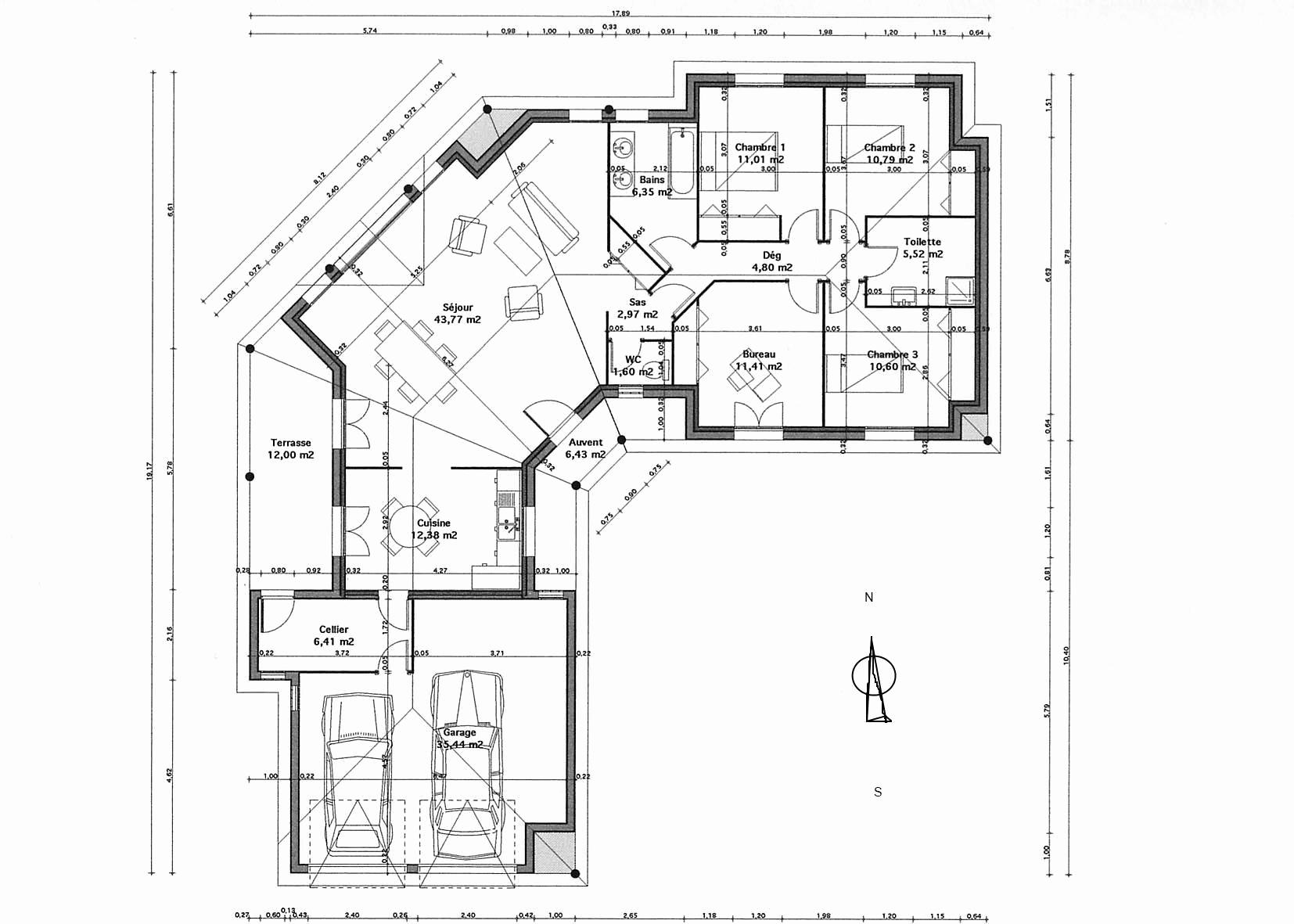 Faire ses plan de maison gratuit - Idées de travaux