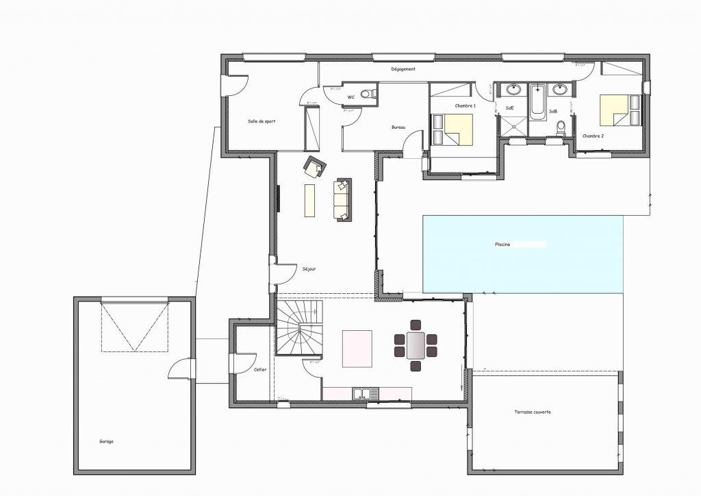 Faire un plan de maison sur mac - Idées de travaux