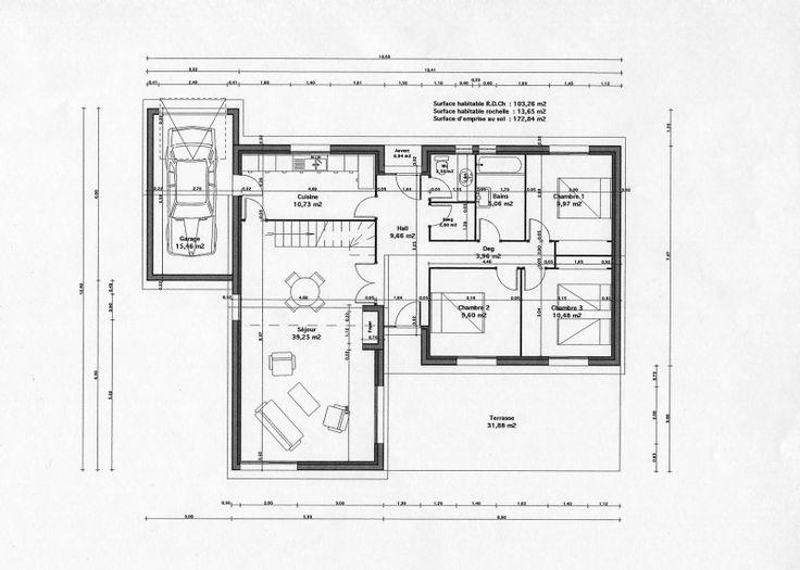 faire plan maison gratuit Faire un plan de maison gratuit