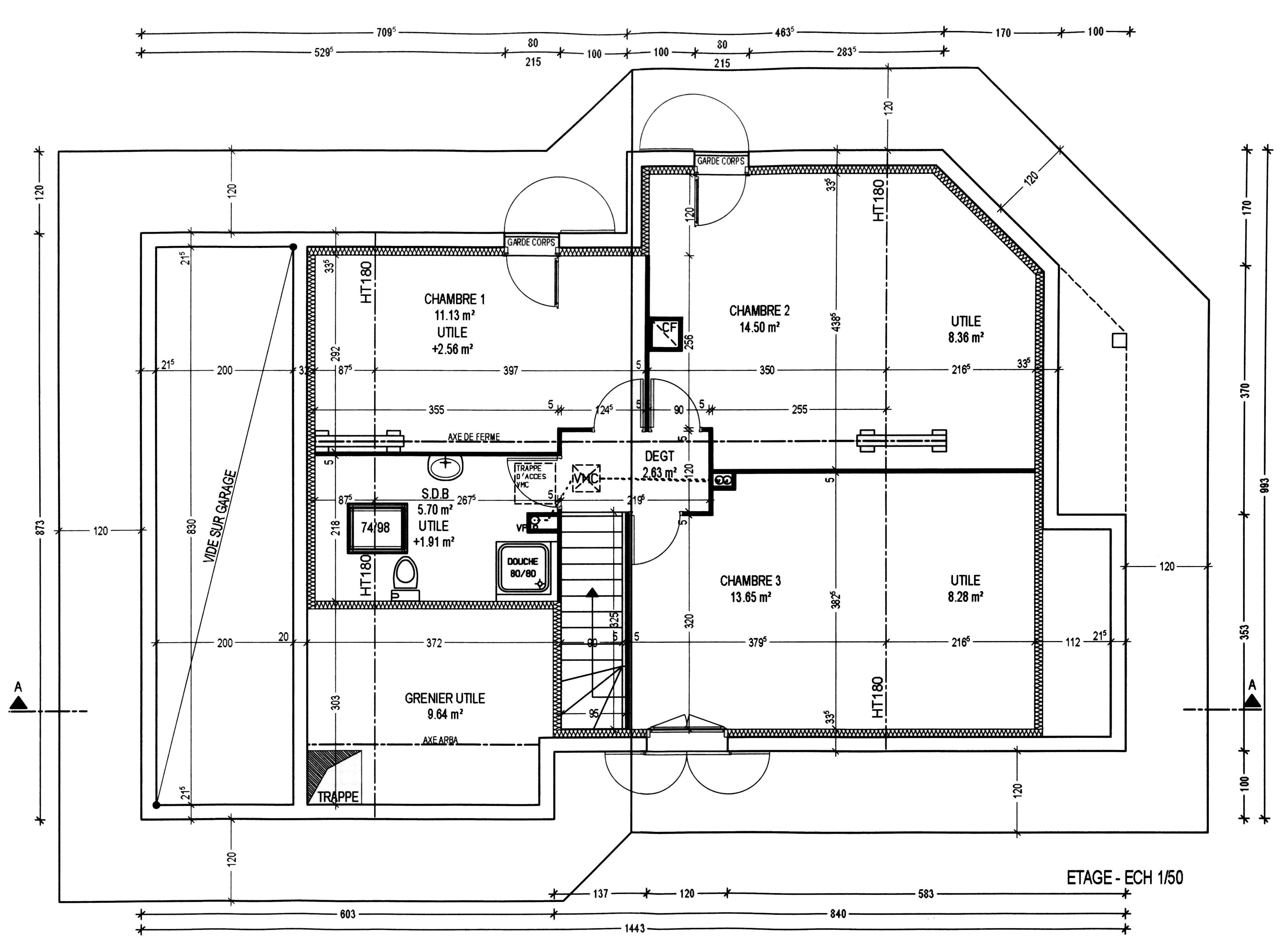 Faire un plan maison en ligne gratuit ventana blog - Creer plan maison gratuit ...