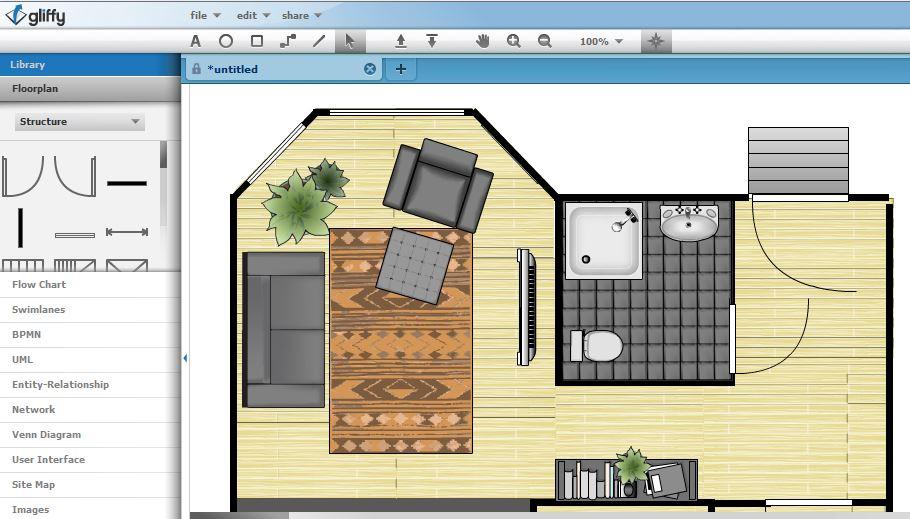 faire un plan de maison en ligne Faire un plan de maison gratuit en ligne