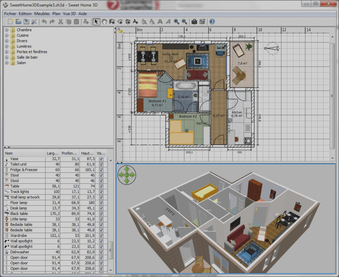 Logiciel plan de maison gratuit mac - Idées de travaux