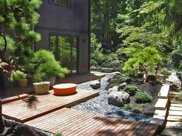 Plan pour petit jardin devant de maison - Idées de travaux