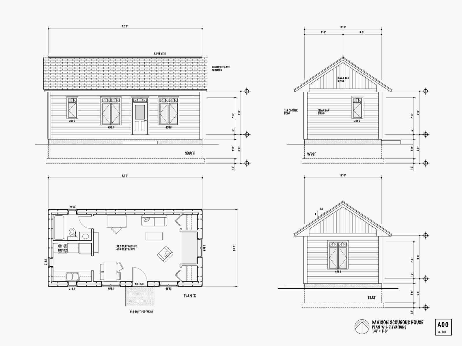 Faire un plan de maison simple - Idées de travaux