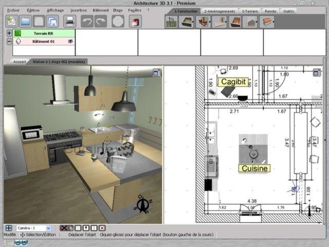 Logiciel mac pour plan de maison gratuit - Idées de travaux