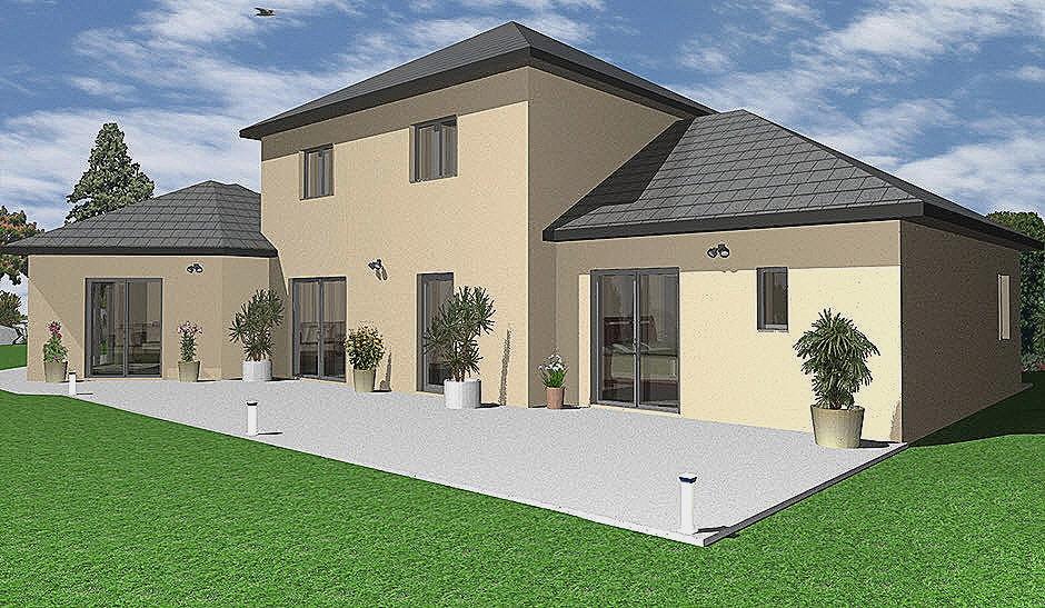 Plan de maison architecte 3d gratuit - Idées de travaux