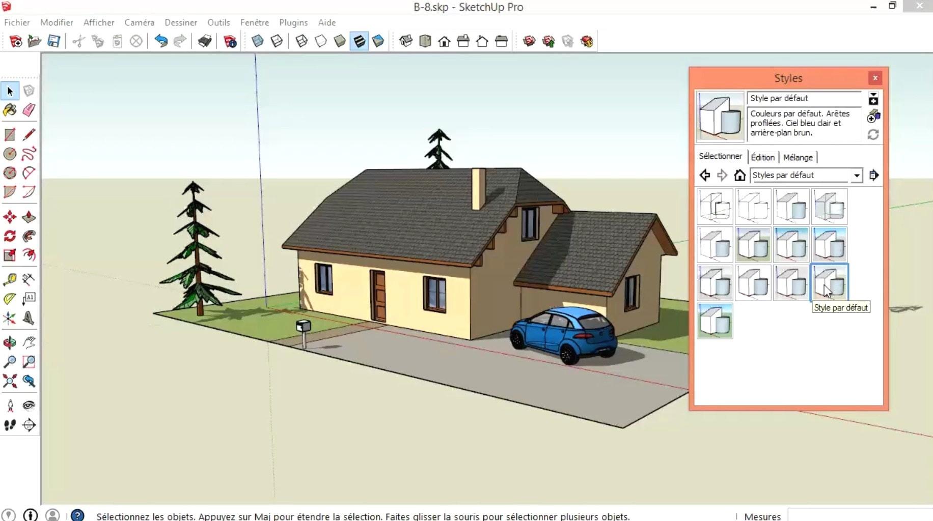 Logiciel plan 3d gratuit dessiner votre plan de maison 3d
