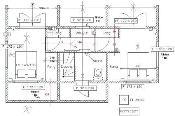 Dessiner un plan de maison 2d gratuit ventana blog - Logiciel dessin plan maison gratuit ...