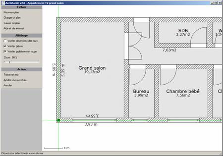 Logiciel gratuit de dessin de plan de maison id es de travaux - Programme pour plan de maison ...