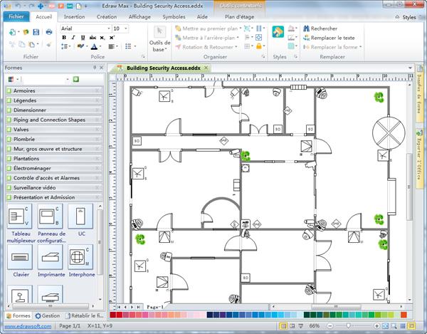 telecharger logiciel de plan de maison gratuit id es de travaux. Black Bedroom Furniture Sets. Home Design Ideas