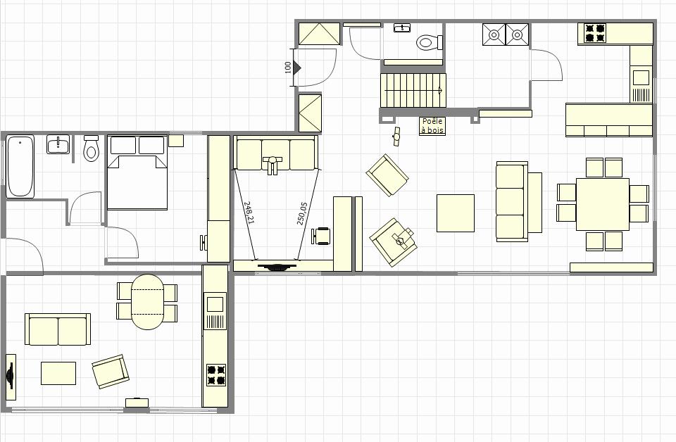 Logiciel gratuit plan de maison exterieur - Idées de travaux