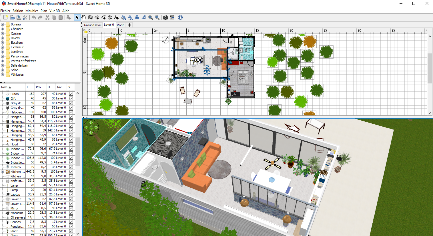 Telecharger logiciel de plan de maison 3d gratuit id es de travaux - Logiciel de plan de maison 3d gratuit ...