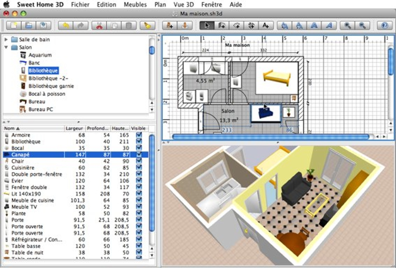 Faire son plan de maison logiciel gratuit id es de travaux - Faire plan de maison gratuit ...