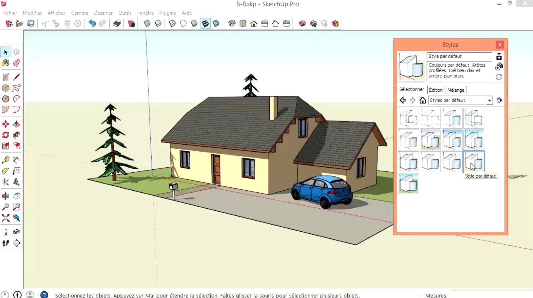 Logiciel plan maison 3d simple - Idées de travaux
