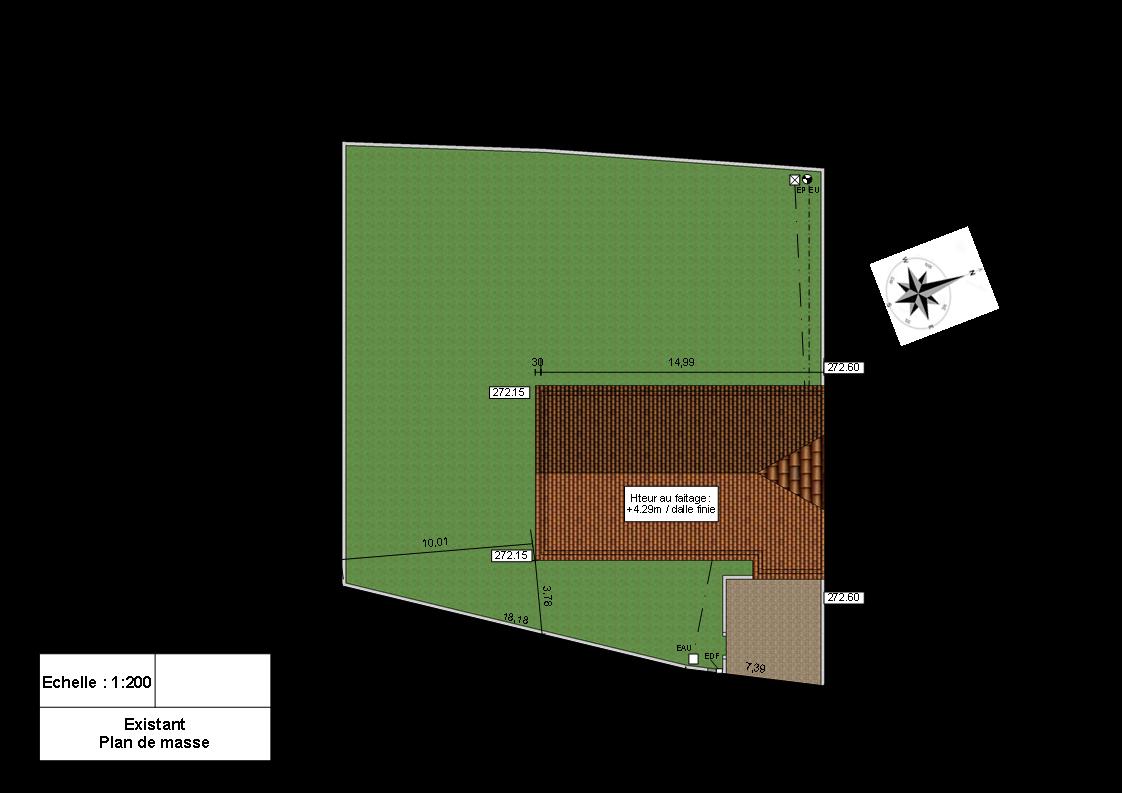 Faire un plan de maison avec google sketchup id es de travaux - Logiciel plan maison gratuit google ...