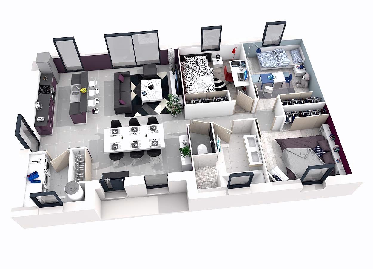 Logiciel plan de maison mac - Idées de travaux