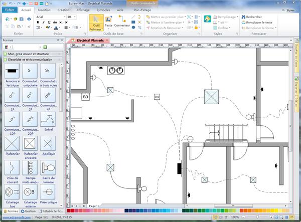 Telecharger logiciel gratuit pour dessiner un plan de - Logiciel pour dessiner plan de maison ...