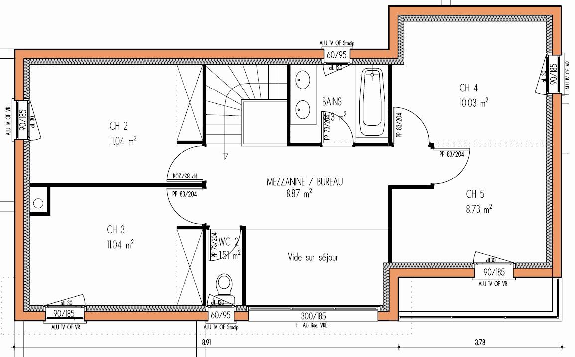 Logiciel de dessin gratuit pour plan de maison id es de travaux - Logiciel dessin plan maison gratuit ...