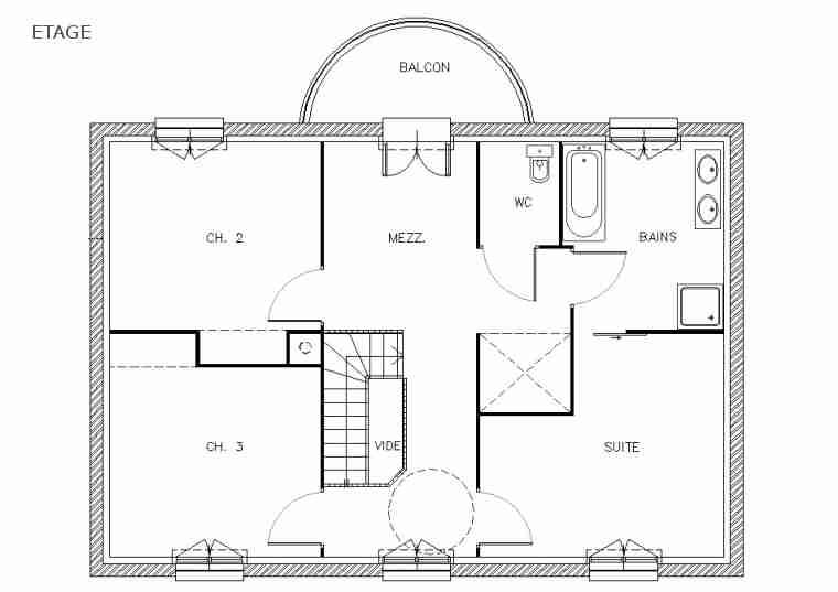 Faire ses plan de maison id es de travaux - Faire des plans de maison ...