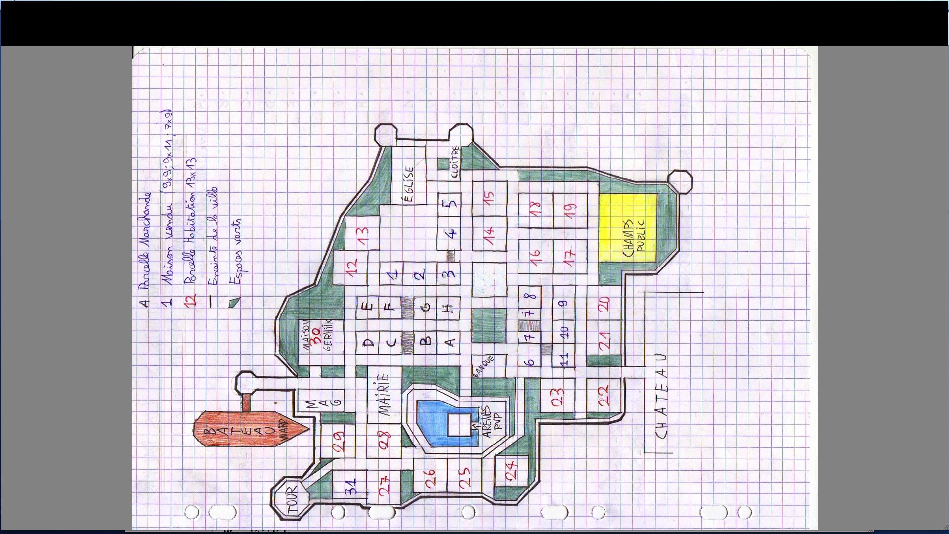 Plan pour construire une maison sur minecraft ventana blog - Plan pour construire maison ...