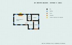 Plan De Construction Minecraft Maison Idées De Travaux