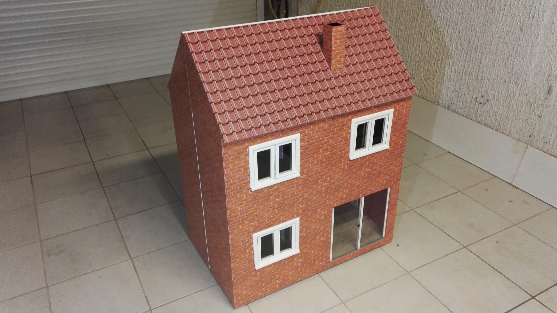 Plan de maison de poupee barbie id es de travaux - Plan de maison de barbie ...