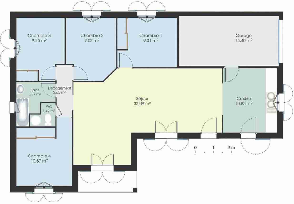 Logiciel facile et gratuit pour plan de maison - Idées de travaux