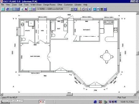 Logiciel de plan de maison à télécharger gratuitement - Idées de travaux