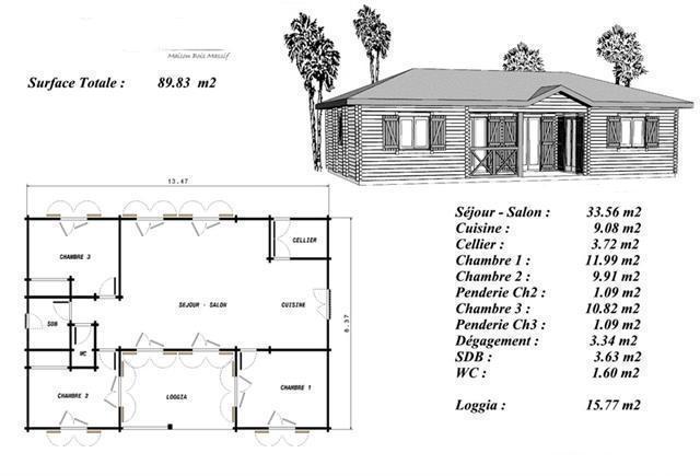 logiciel plan de maison bois gratuit id es de travaux. Black Bedroom Furniture Sets. Home Design Ideas