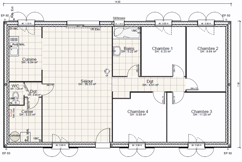 Personne qui fait des plan de maison id es de travaux - Plain pied 4 chambres ...