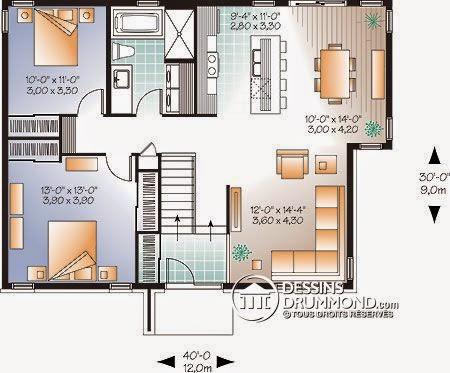 plan gratuit de maison a telecharger id es de travaux. Black Bedroom Furniture Sets. Home Design Ideas
