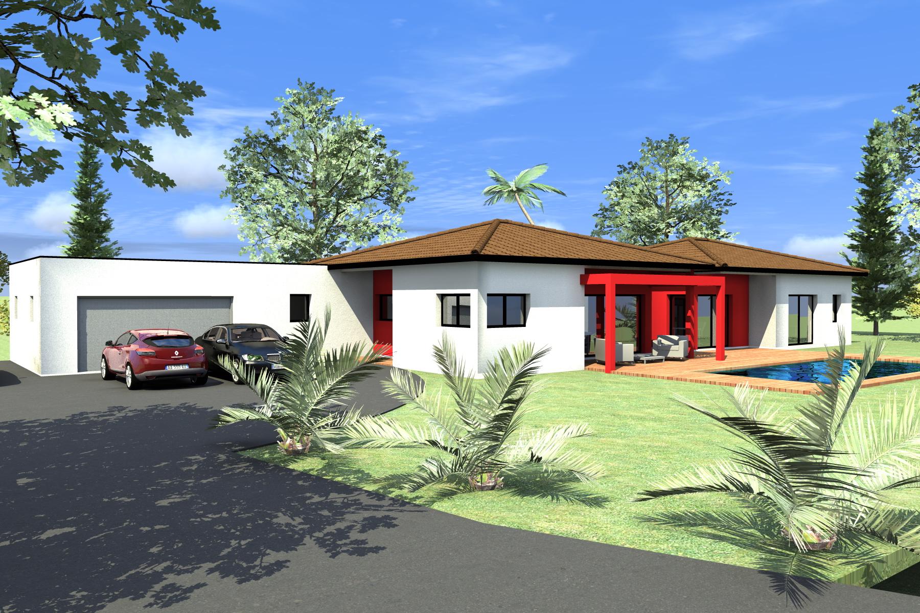 Plan de maison moderne en afrique - Idées de travaux