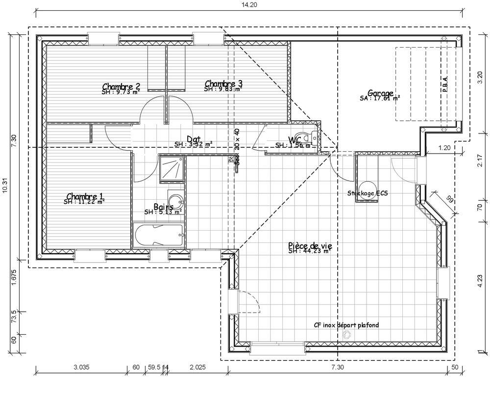 Plan De Maison Telecharger Gratuit