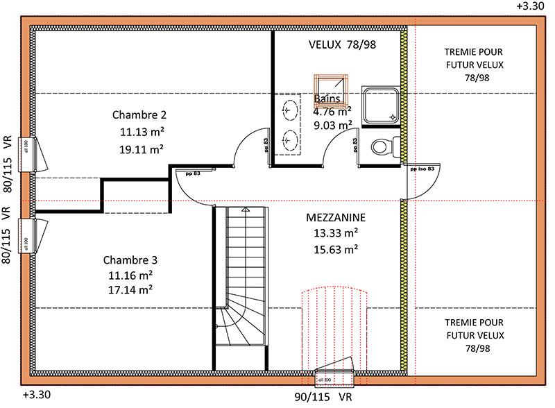 Faire son plan de maison sans architecte id es de travaux - Faire son plan de maison ...