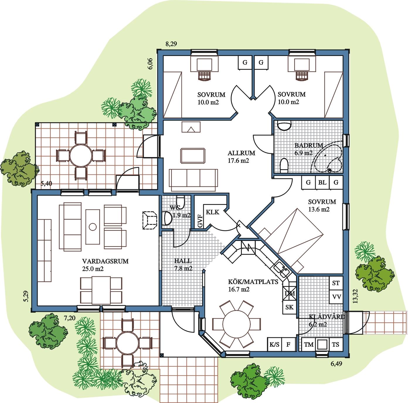 Faire le plan de construction d'une maison - Idées de travaux