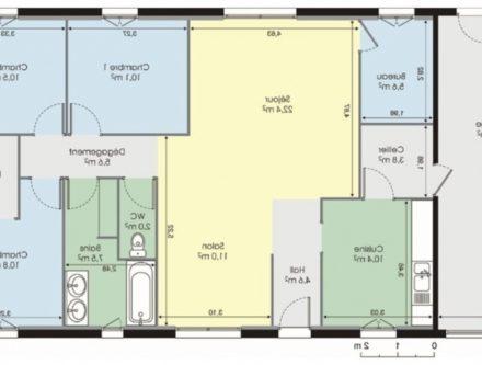 plan maison 100m2 plein pied gratuit ventana blog. Black Bedroom Furniture Sets. Home Design Ideas