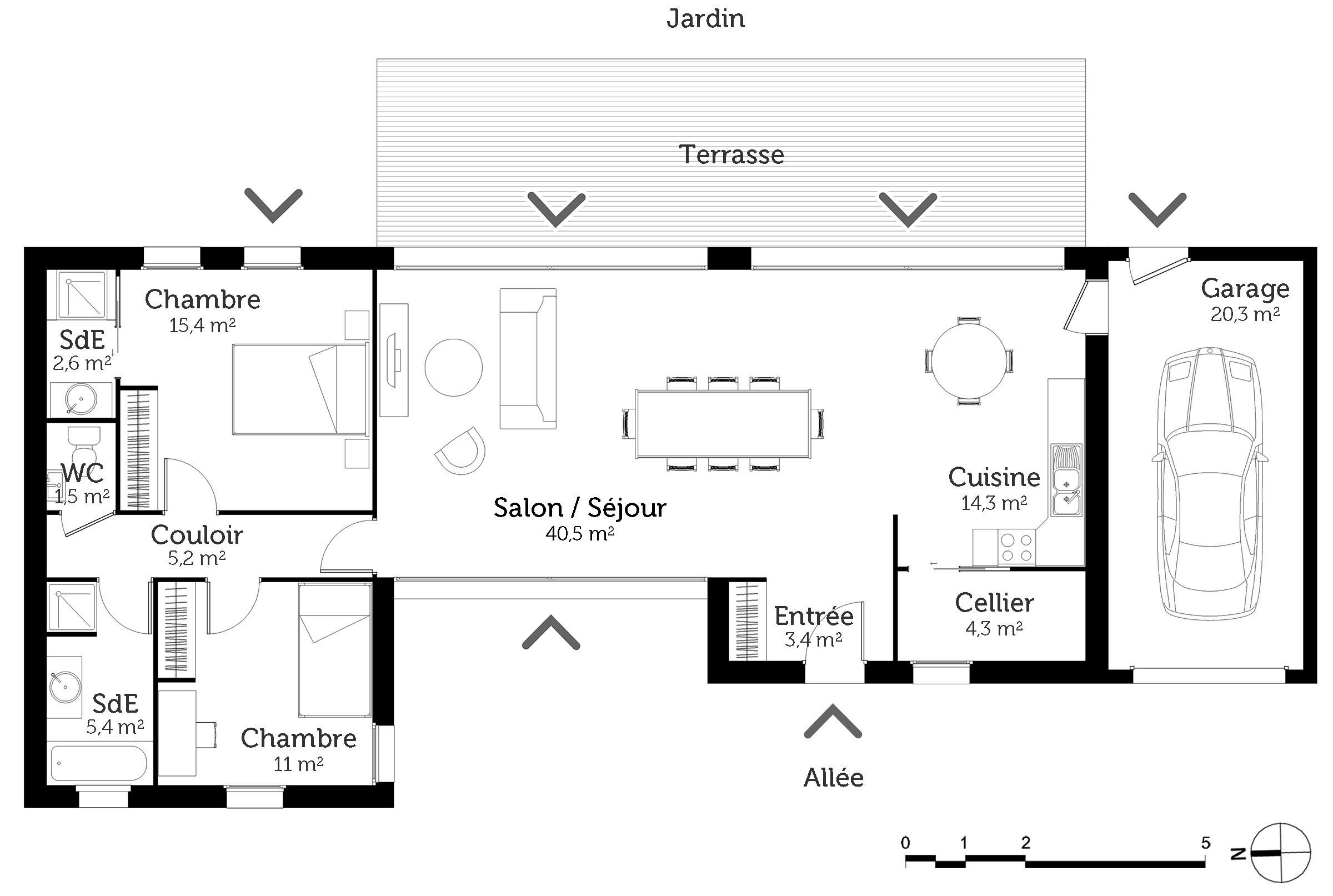 Captivating Les Meilleur Plan De Maison